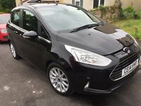 Excellent example of a ford b max titanium