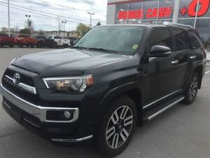2015 Toyota 4Runner LIMITED+XTRA WARRANTY-100,000 KMS!