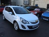 Vauxhall corsa 1.2 excite 2014 only 19000 miles