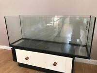 100 litres fish tank *without lid*