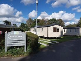Holiday rental 2 Bed Luxury 5* Static Caravan Rockley Park, Poole, Bournemouth