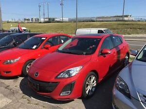 2010 Mazda MAZDA3 SPORT AUTO!! HATCH!! FULLY LOADED! SUNROOF!! A