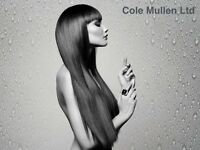 Cole Mullen - Hair Extension Professionals - Edinburgh - Lanarkshire - Glasgow