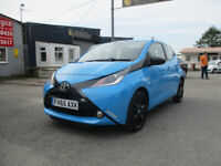Toyota Aygo 1.0 VVT-i x-cite 5dr £0 road tax Please read full description before contacting