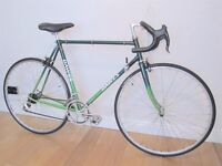 56cm Dawes Super Galaxy Reynolds 531 vintage tour/road bike - Eroica Ready!