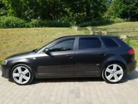 Audi a3 2006 2.0 diesel auto cheap economic full leather bargain