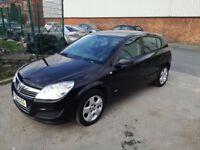 2008 (08) Vauxhall Astra 1.4 i 16v Club 5dr, 3 Months Warranty & 12 months Breakdown, £1,395