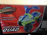 Kids 6v Quad bike *Very Good Condition