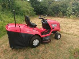 Efco ride on lawn mower