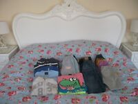 LARGE BUNDLE OF BOYS NEXT CLOTHES AGE 3-4 YEARS AND 4-5 YEARS