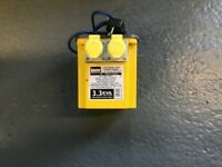 110 volt portable Transformer