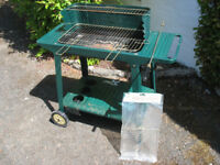 Barbeque Gourmet Gold Edition, BBQ, Barbecue, on wheels, garden, price o.n.o.