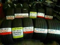 "BRANDED 19"" ** RUN/FLAT** PERFORMANCE TYRES FROM £45 loads more txt tyre size for price & av 7-days"