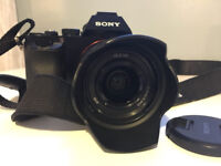 Sony A7 + FE 29mm F/2 + Viltrox F/2 35mm (Comes with original boxes)