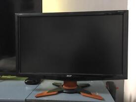 """Acer GD245HQ 23.6"""" 2MS gaming monitor"""