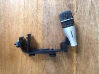 Samson Q Tom Drum Microphone **PRICE DROP**