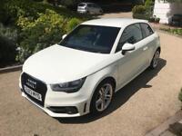 2013 Audi A1 1.6 Tdi S LINE 1 Owner £0 Tax FSH