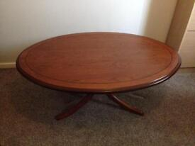 Morris of Glasgow Coffee Table IMMACULATE