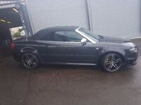 Audi A4 S-Line Convertible ***RS4 Replica***