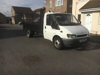 Ford transit caged truck for sale