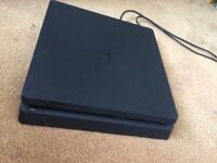 PS4 SLIM 500GB + CONTROLLER