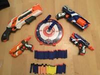 Nerf gun boys bundle
