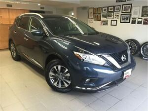 2015 Nissan Murano SL 1 OWNER LOCAL TRADE!!!
