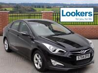 Hyundai i40 CRDI ACTIVE BLUE DRIVE (black) 2014-09-30