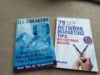 Brand new networking books