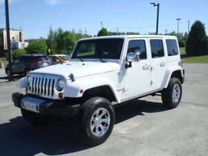 2012 Jeep WRANGLER UNLIMITED 4 DR 4X4