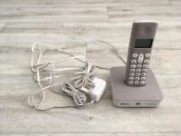 BT freestyle DECT Digital cordless phone with answering machine - £10