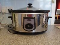 Breville Slow Cooker. Good condition and GWO