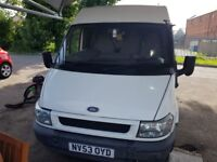 Ford Transit Cheap as bought a new one