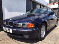 BMW 5 SERIES 2.5 523i SE 4dr FULL SERVICE HISTORY