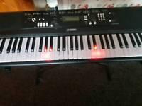 Electric light up key Keyboard