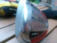 Cobra Speed LD 9.5 driver with AD Tour stiff shaft
