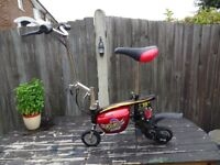 Electric Rider 12 volt Mini Cycle needs attention