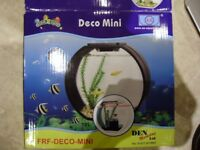 Fish tank Deco Mini and Marine Test