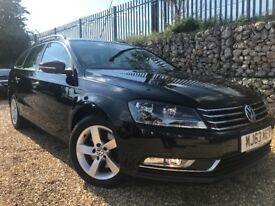 Volkswagen Passat 1.6 TDI BlueMotion Tech S 5dr £0 DEPOSIT FINANCE AVAILABLE