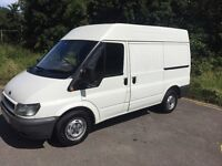 2005 ford transit 85 t260 swb hi top