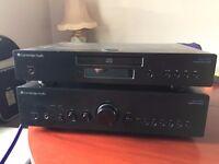 cambridge audio compact disc player 651c