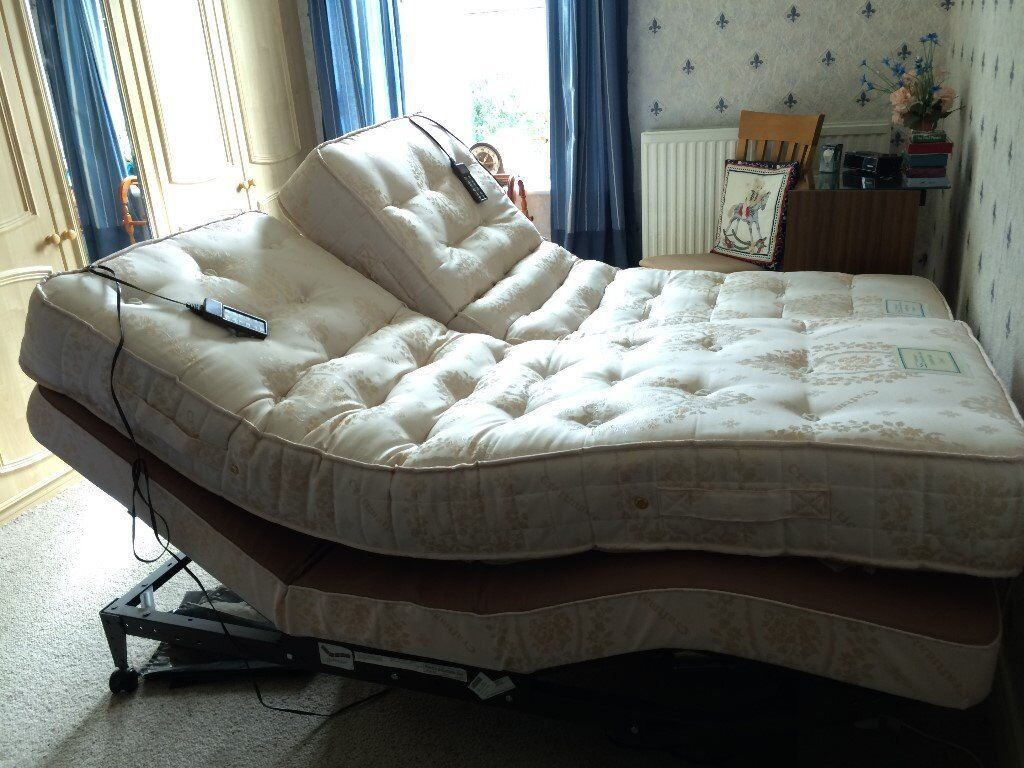Craftmatic adjustable beds x 2 26 can be used as double