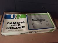 Camera tele- holder boxed