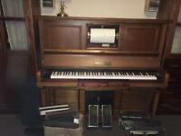 Spencer & Co. player piano/Pianola