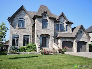 719 000$ - Maison 2 étages à vendre à Repentigny (Repentigny)