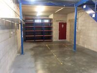 Warehouse / Storage Unit Available 10 Sq Ft - 1000 Sq Ft Available in Brockley (Multi Purpose use)