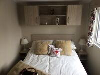 Luxury new 3 bed 8 birth ramp access holiday home at treccobay.wales