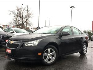 2011 Chevrolet Cruze LT TURBO**AUTOMATIC**BLUETOOTH**REMOTE STAR