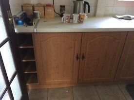 Free full kitchen and cooker