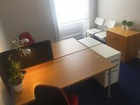 Office Available. Charing Cross G3. £265 a month. Fibre Broadband. All Inclusive!